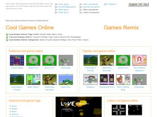Cool Games Online