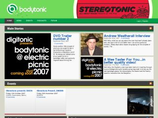 Bodytonic Music