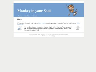 Monkey in your Soul