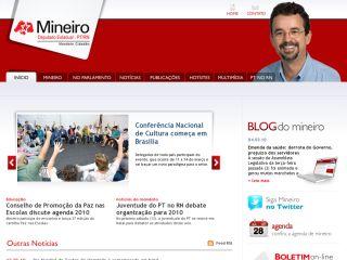 Deputado Fernando Mineiro PT
