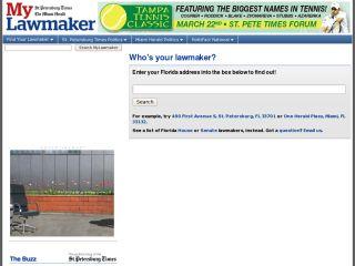 tampabay.com's MyLawmaker