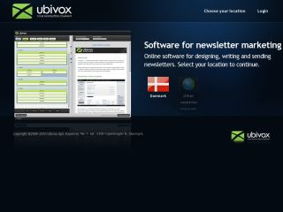 Ubivox - Your newsletter company