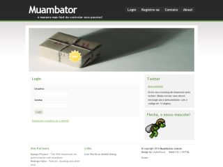 Muambator - The easy way to control your mail packages in Brazil