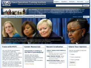 Peace Operations Training Institute