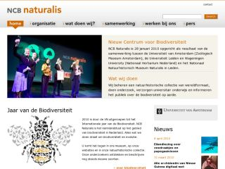 Netherlands Centre for Biodiversity Naturalis (NCB)