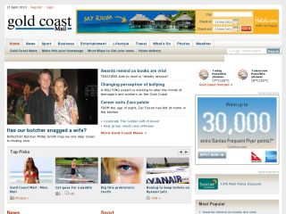 Gold Coast Mail
