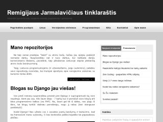 ReekenX Django blog