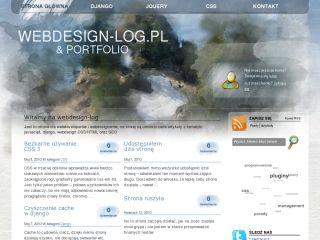 Webdesign-log