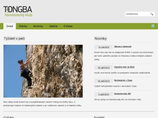 Tongba - Mountaineering Club