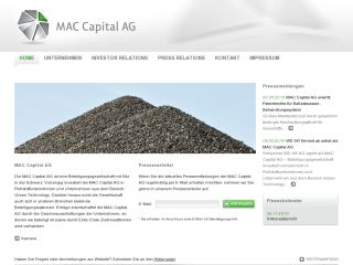 MAC Capital AG