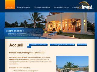 Cad-Invest : Immobilier de prestige à Tours