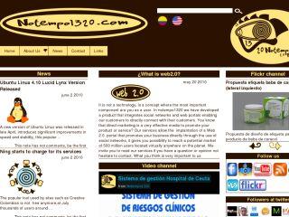 Notempo1320 web2.0 development