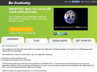 Get Localization