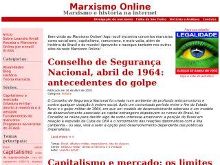 Marxismo Online