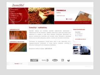 Domostyl - Carpets and Floor Coverings supply, Gliwice, Poland.