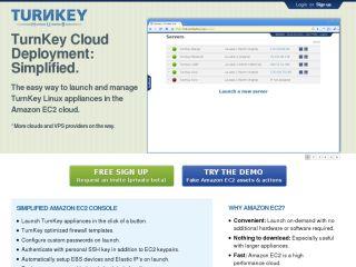 TurnKey Linux Hub