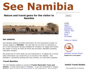 See Namibia