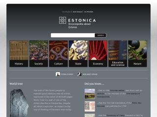 Estonica.org Encyclopaedia