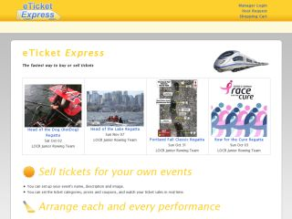 eTicket Express