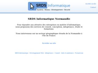 SRDS Informatique