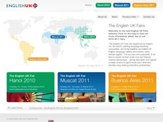 English UK Fairs