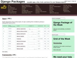 Django Packages