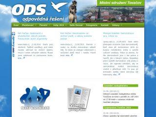 MS ODS Tovacov