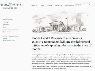 Florida Capital Resource Center