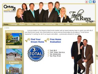 Taylor and Ruys Real Estate Team