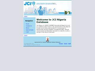 JCI Nigeria Database