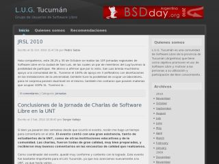 Free software community Tucuman