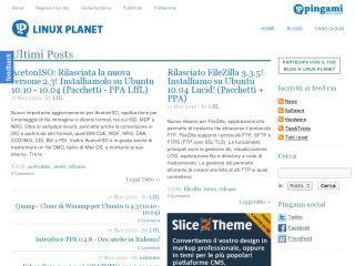 Linux Planet Pingami.com
