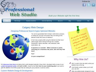 Professional Web Studio