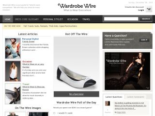 Wardrobe Wire