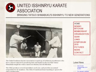 United Isshinryu Karate Association