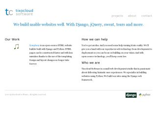 Tixocloud Software