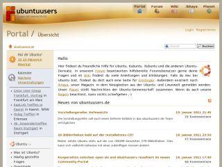 Ubuntuusers.de