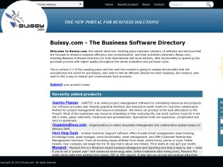 Buissy.com Business Software Directory