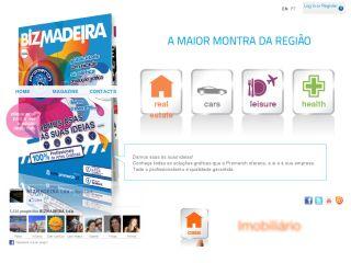 BIZMADEIRA - Imóveis e carros para venda na Ilha da Madeira