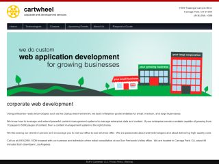 Cartwheel Web Development