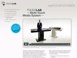 TOUCHLAB® | Multi-Touch Media System