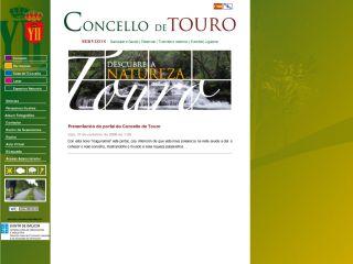 Concello de Touro: Galicia - Spain