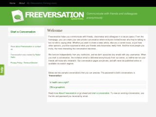 Freeversation