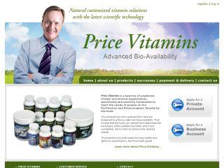 Price Vitamins