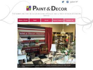 Paint & Decor DIY
