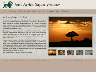 East Africa Safari Ventures