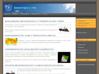 Geoentropica