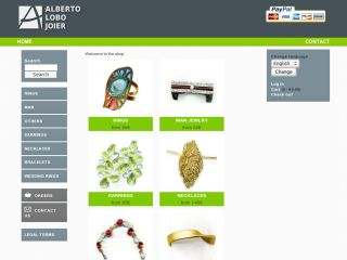 Alberto Lobo Online Jewellery