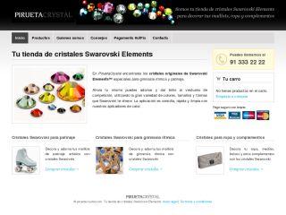 Pirueta Swarovski Crystals