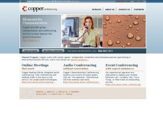 Copper Conferencing